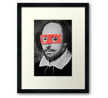 willy in love Framed Print