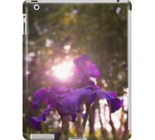 Shining Flower iPad Case/Skin