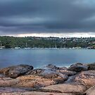 The Rocks of Hunter Bay by Mark  Lucey