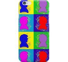 Sherlock Holmes PopArt iPhone Case/Skin