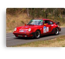 Porsche 911 Turbo - 1982 Canvas Print