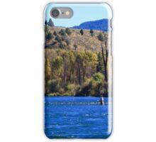 Fishing The Snake iPhone Case/Skin