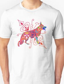 Psy German Shepherd dog T-Shirt