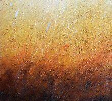 GLISTENING HARVEST   by Giro Tavitian