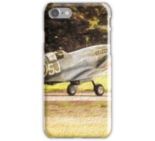 Spitfire Painting iPhone Case/Skin