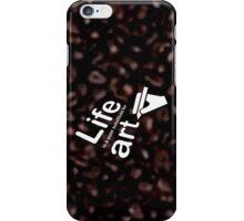 Art v Life - Coffee iPhone Case/Skin