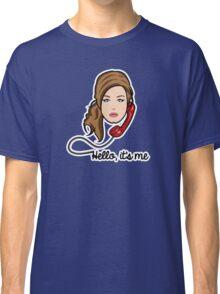 Adele - Hello Classic T-Shirt