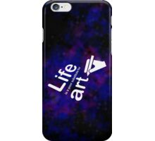 Art v Life - Galaxy iPhone Case/Skin
