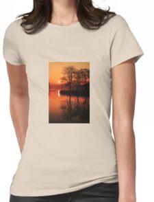 Sydenham Sunrise Womens Fitted T-Shirt