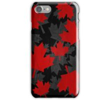 Maple Madness iPhone Case/Skin