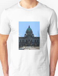 Belfast City Hall Unisex T-Shirt