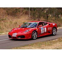 Ferrari F430 - 2007 Photographic Print