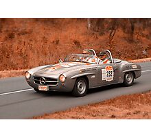 Mercedes Benz 190SL - 1959 Photographic Print