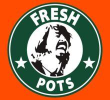 Fresh Pots Kids Tee