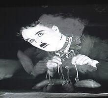 Chaplin On A Roll by Derek Lowe