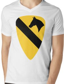 1st Cavalry Division Mens V-Neck T-Shirt