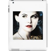 Once Upon a Time, OUAT, Snow White, season 1, Ginnifer Goodwin iPad Case/Skin