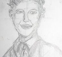 Young Pa- Sketch by Steph Etheridge