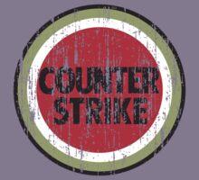 Counter Lucky Strike 2 Kids Tee