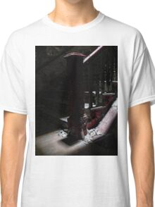 Dark Red Step  Classic T-Shirt