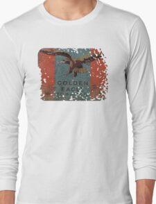 Old Eagle Tobacco Tin Long Sleeve T-Shirt