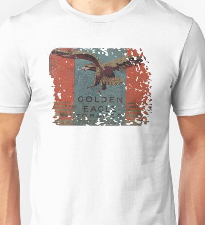 Old Eagle Tobacco Tin Unisex T-Shirt