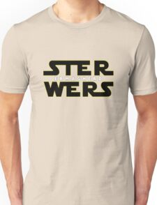 STER WERS - ERMAGHERD Unisex T-Shirt