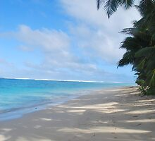 Raro Beach by LisaMarksPhotos