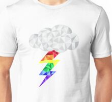 Pride Storm Cloud Unisex T-Shirt