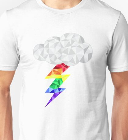Pride Storm Cloud Unisex T-Shirt