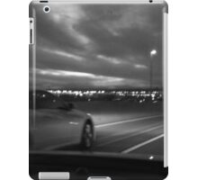 Drive at Night iPad Case/Skin