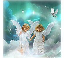 Where Angels Tread Photographic Print
