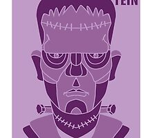 Poster fan Art - Frankenstein by FiniDomenico