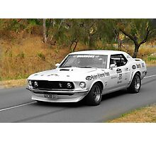 Ford Mustang Hardtop - 1969 Photographic Print