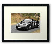 Porsche Boxter - 2003 Framed Print