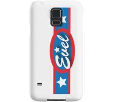 Evel Knievel - Horizontal Strip V.2 Samsung Galaxy Case/Skin