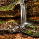 Somersby Side Falls by Jason Ruth