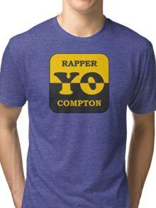 Cool Rapper Compton Tri-blend T-Shirt