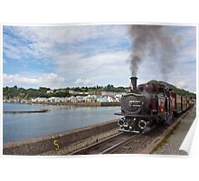 Porthmadog and the Ffestiniog Railway 2 Poster