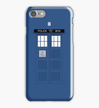 Tardis iphone iPhone Case/Skin