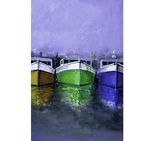 3 Sisters 3 Photographic Print