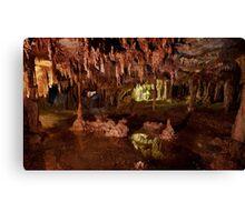 Reflecting pool – Lehman Caves Canvas Print