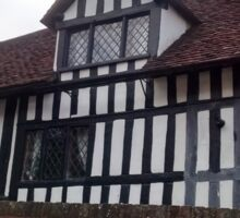 Tudor House - Anne of Cleaves House Sticker