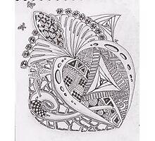 San-Doodle 012 Photographic Print