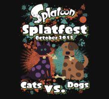 Splatfest EU October 2015 Baby Tee