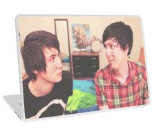 Eyes are the window to the soul Laptop Skin