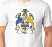 George Coat of Arms / George Family Crest Unisex T-Shirt