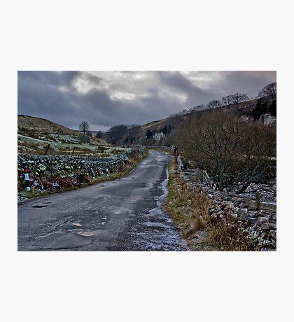 Country Road - Keld Photographic Print