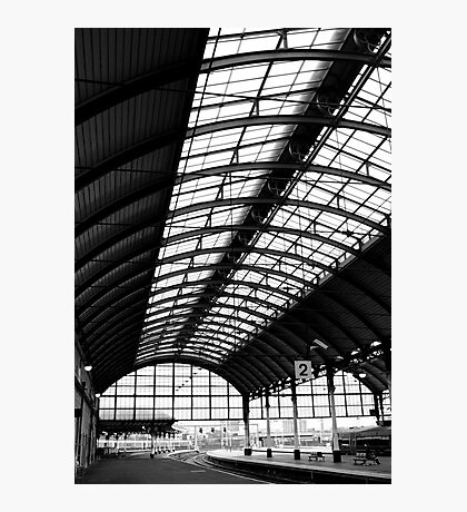 Hull Station Photographic Print