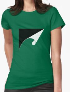 Peel Womens Fitted T-Shirt